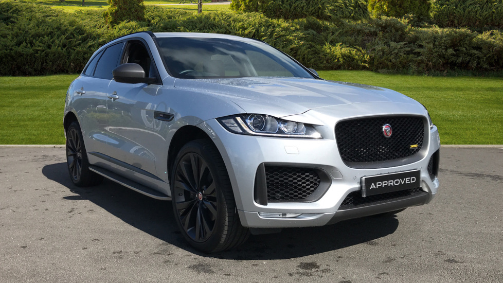 Jaguar F-PACE 2.0 [300] 300 Sport 5dr AWD Automatic Estate (2020)