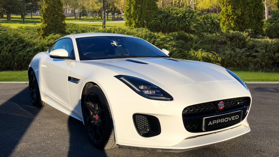 Jaguar F-TYPE 3.0 Supercharged V6 R-Dynamic 2dr Automatic Coupe (2017)