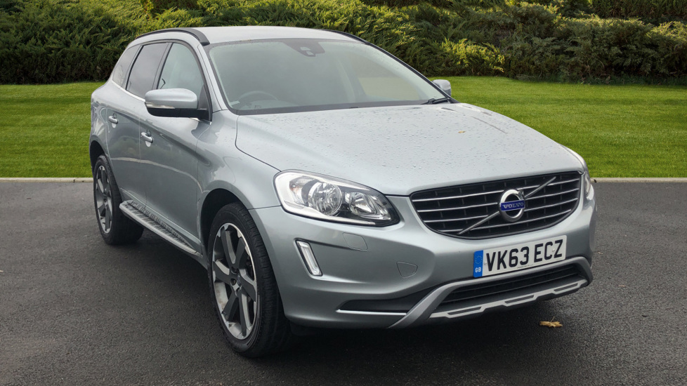 Volvo XC60 D4 [163] SE 5dr AWD Geartronic 2.4 Diesel Automatic Estate (2013)