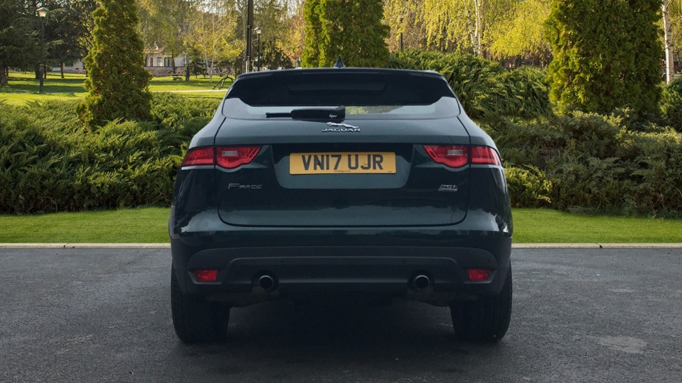Jaguar F-PACE 2.0 Prestige 5dr AWD image 6