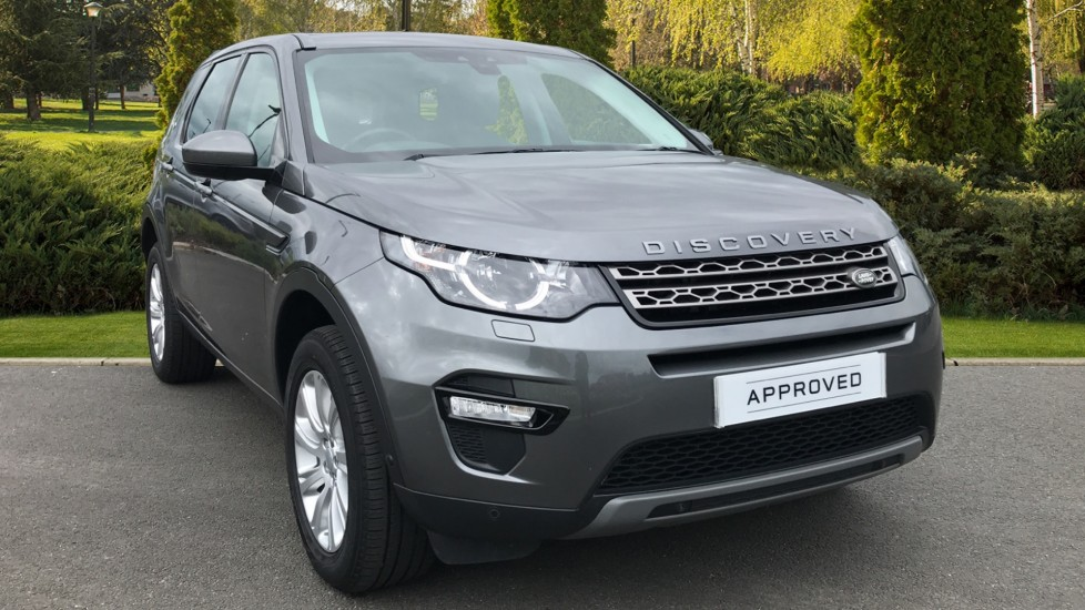 Land Rover Discovery Sport 2.0 TD4 180 SE Tech 5dr Diesel Automatic 4x4 (2015)