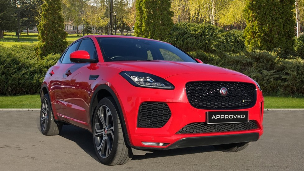 Jaguar E-PACE 2.0d [180] First Edition 5dr Diesel Automatic Estate (2018)