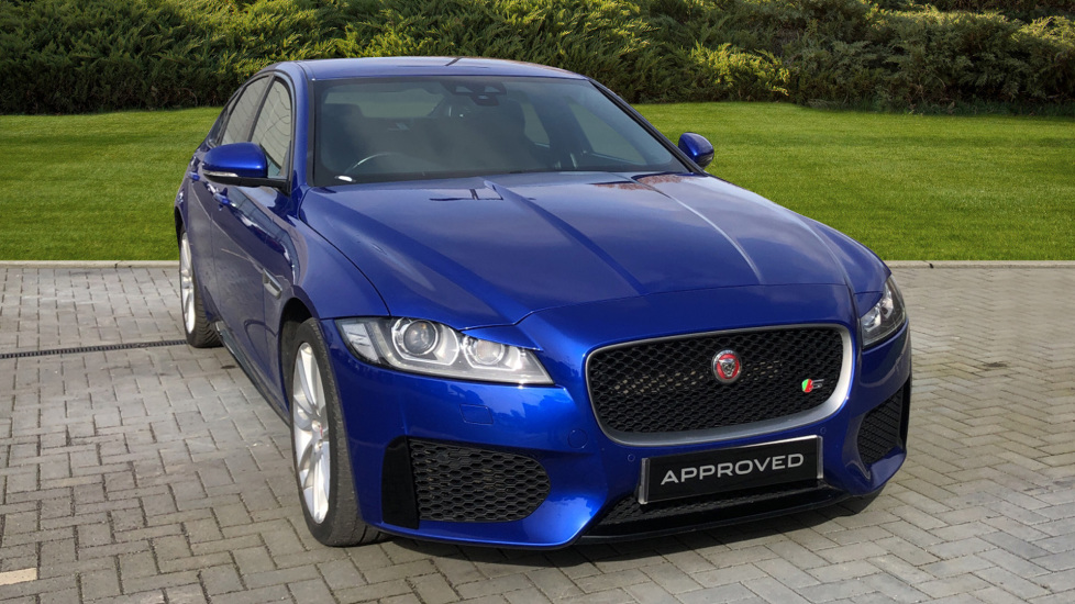 Jaguar XF 3.0d V6 S Diesel Automatic 4 door Saloon (2017)