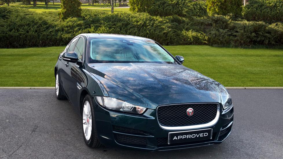 Jaguar XE 2.0d [180] Prestige Diesel Automatic 4 door Saloon (2015) image