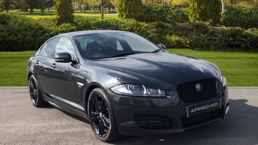 Jaguar XF 2.2d R-Sport Black Diesel Automatic 4 door Saloon (2015)