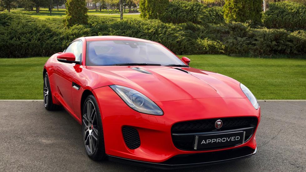 Jaguar F-TYPE 2.0 2dr Automatic Coupe (2018)