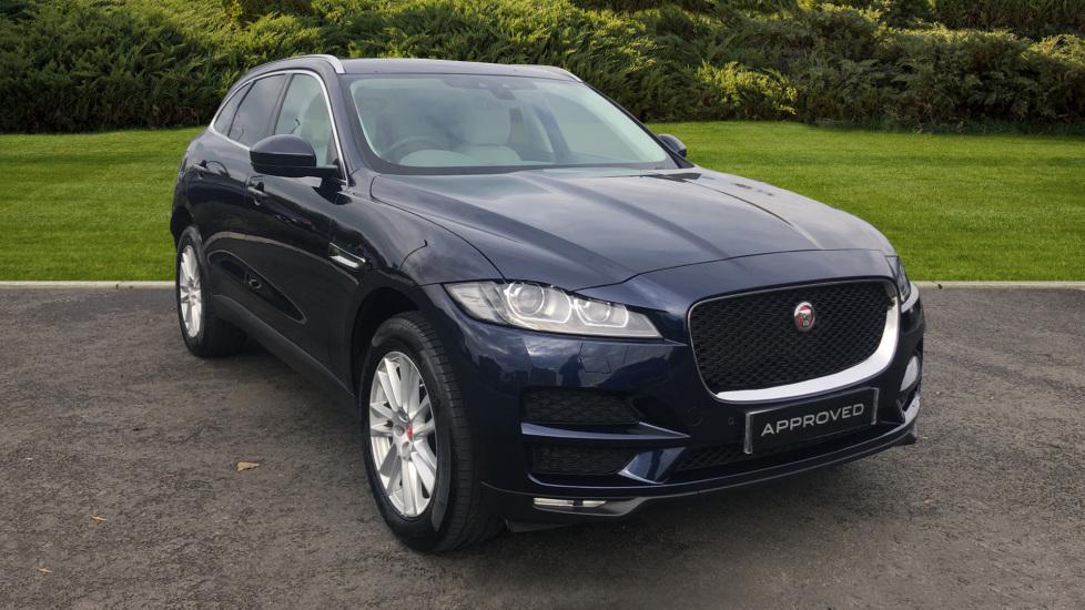 Jaguar F-PACE 2.0d Portfolio 5dr Auto AWD Diesel Automatic Estate (2018) image