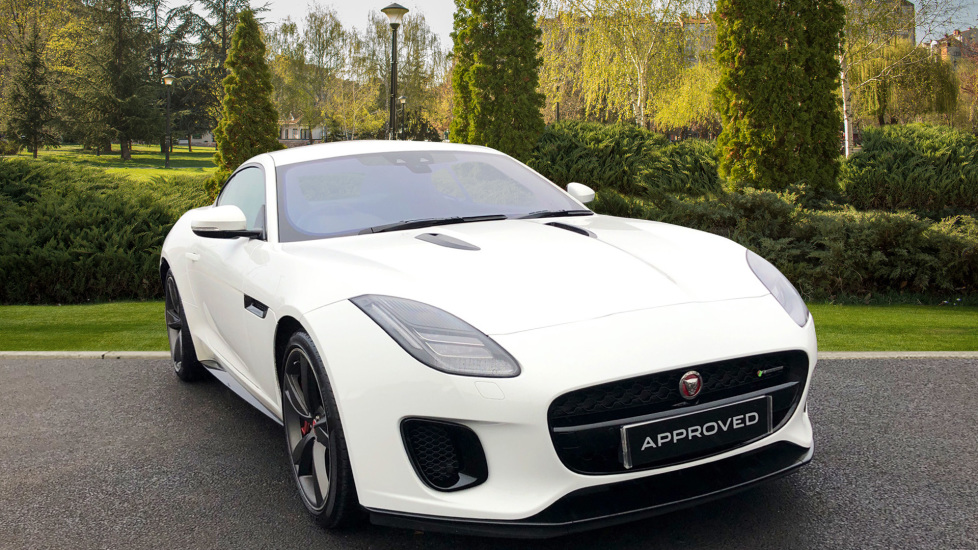 Jaguar F-TYPE 2.0 R-Dynamic 2dr Automatic Coupe (2018)