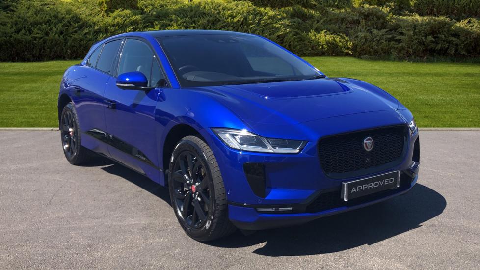 Jaguar I-PACE 294kW EV400 SE 90kWh Electric Automatic 5 door Estate (2018) image
