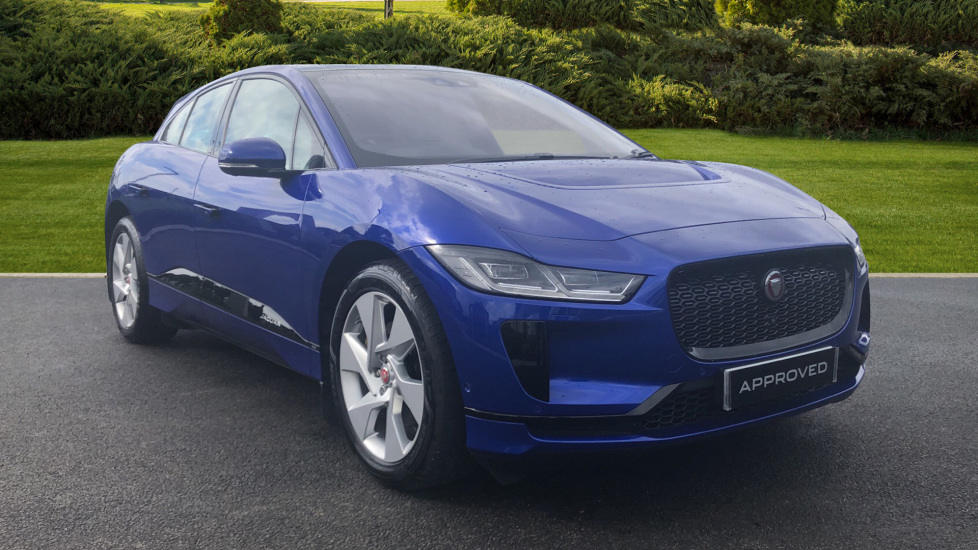 Jaguar I-PACE 294kW EV400 SE 90kWh Electric Automatic 5 door Estate (2018) image