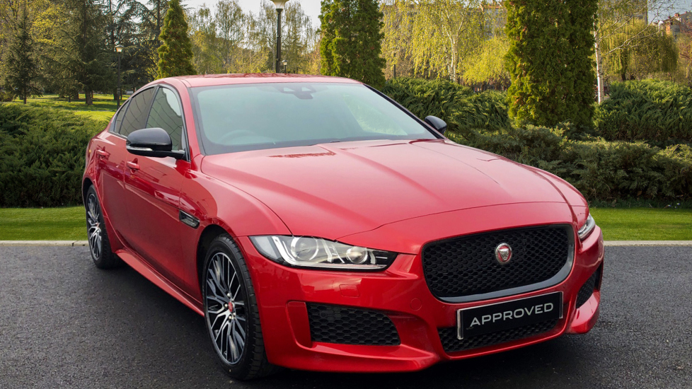 Jaguar XE 2.0d [180] Landmark Edition 4dr Diesel Automatic Saloon (2018)