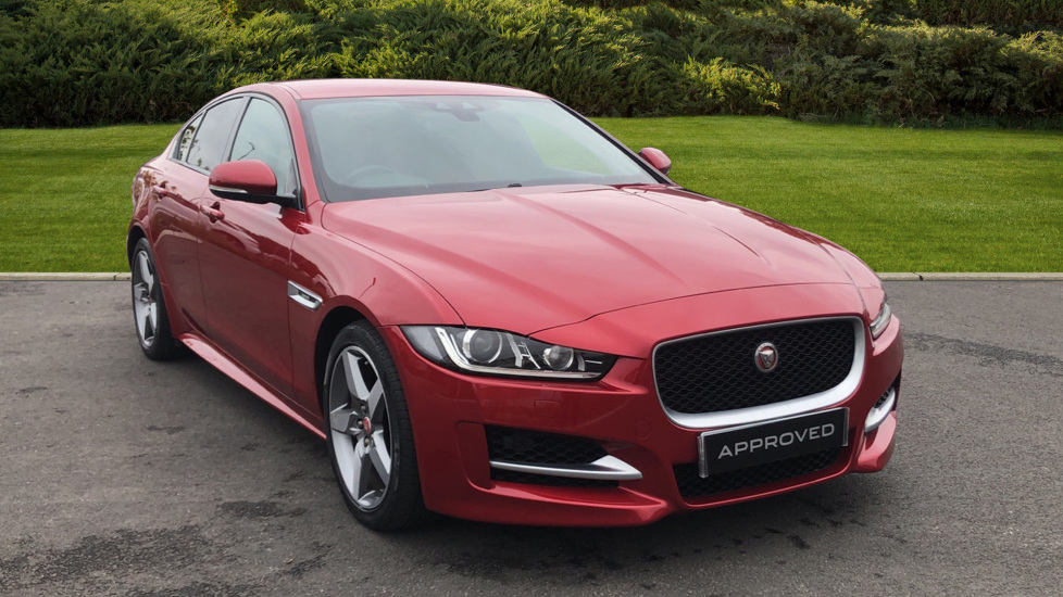 Jaguar XE 2.0 [240] R-Sport Automatic 4 door Saloon (2015) image
