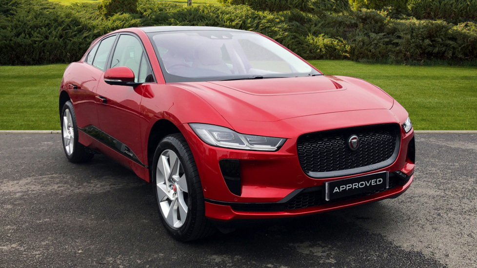 Jaguar I-PACE 294kW EV400 SE 90kWh 5dr Electric Automatic Estate (2019) available from Jaguar Woodford thumbnail image