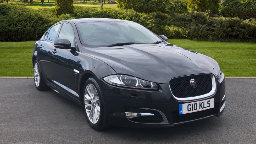 Jaguar XF 2.2 Diesel 200PS R-Sport -  Diesel Automatic 5 door Saloon (2014) image