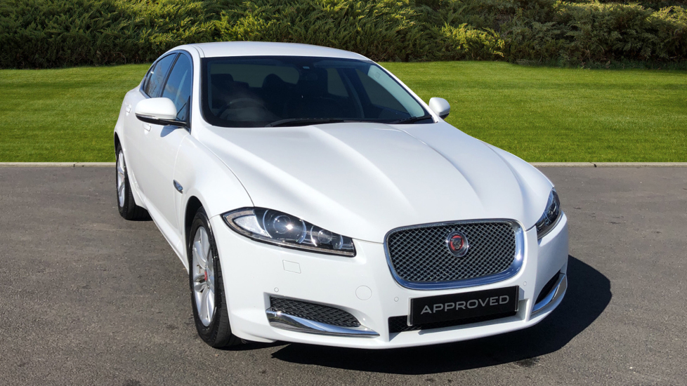 Jaguar XF 2.2d [163] Luxury Diesel Automatic 4 door Saloon (2015)