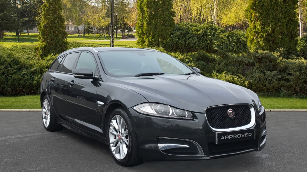 Jaguar XF 2.2d [200] R-Sport with Power Tailgate and Reverse Camera Diesel Automatic 5 door Estate