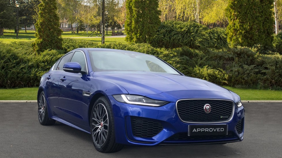Jaguar XE 2.0 R-Dynamic S Automatic 4 door Saloon (2020)