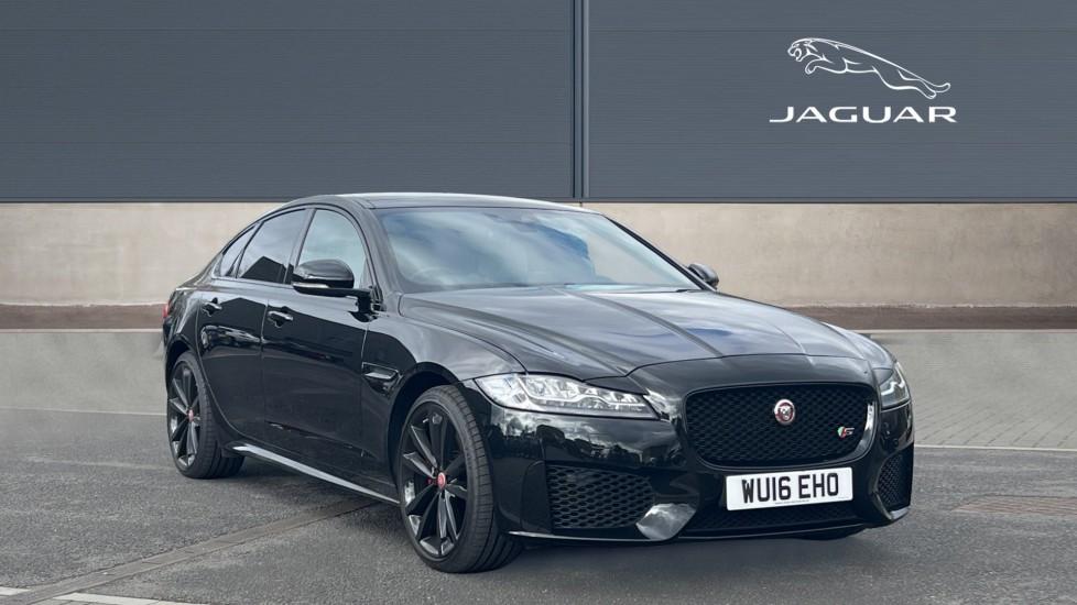 Jaguar XF 3.0d V6 S Diesel Automatic 4 door Saloon (2016)