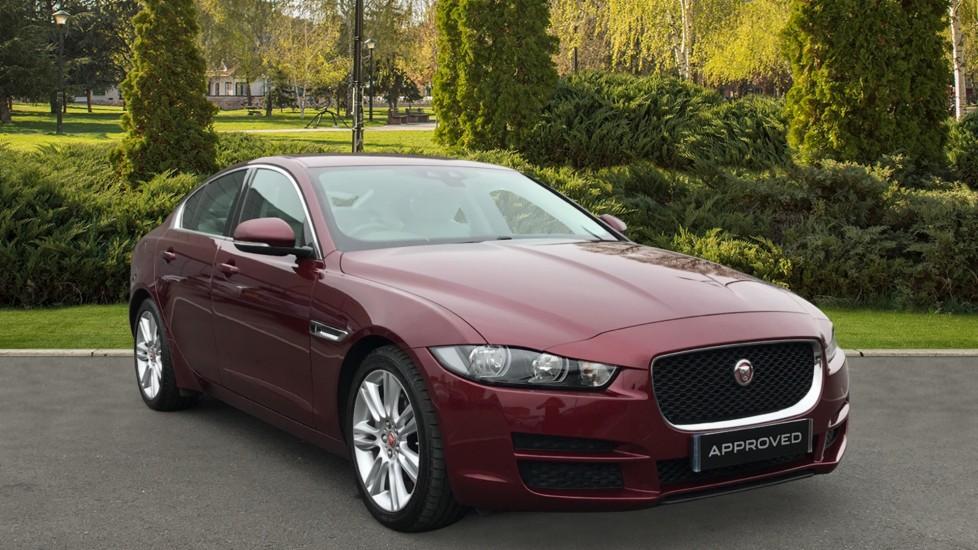 Jaguar XE 2.0d [180] Prestige Diesel Automatic 4 door Saloon