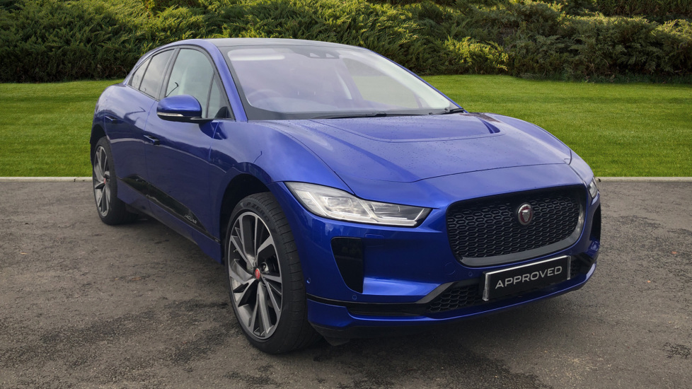 Jaguar I-PACE 294kW EV400 SE 90kWh Electric Automatic 5 door Estate (2019) image