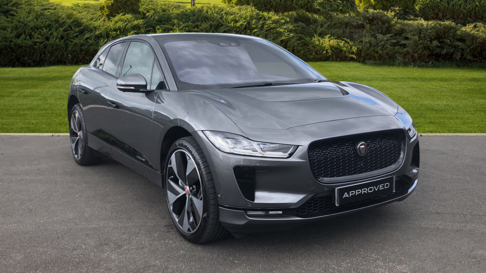 Jaguar I-PACE 294kW EV400 HSE 90kWh Electric Automatic 5 door Estate (2019) image