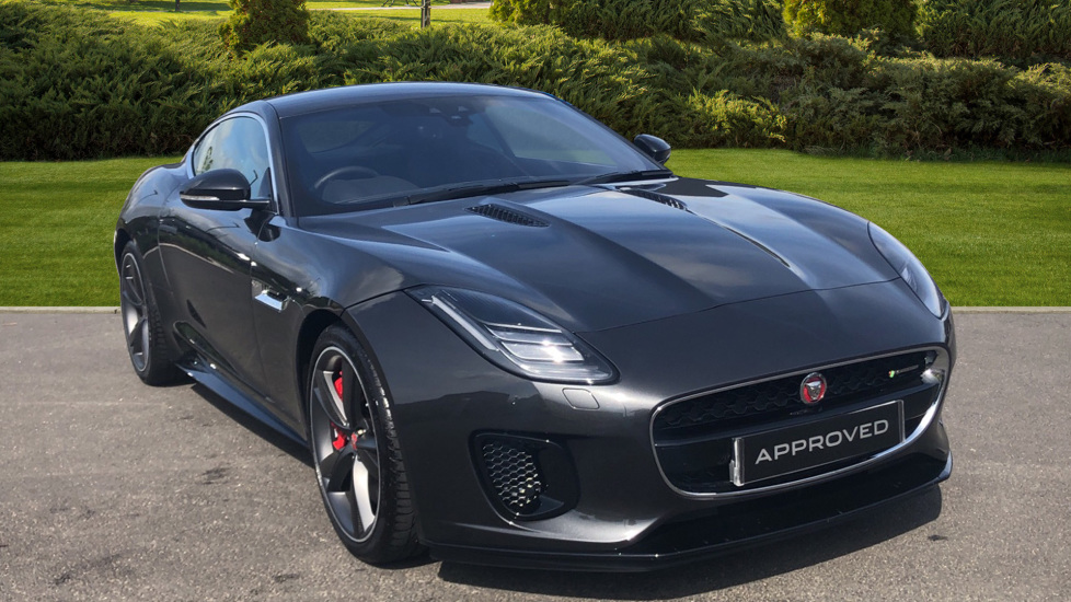 Jaguar F-TYPE 3.0 Supercharged V6 R-Dynamic 2dr Automatic Coupe (2019)