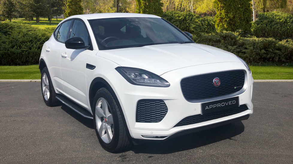 Jaguar E-PACE 2.0 R-Dynamic SE 5dr Automatic Estate (2019)