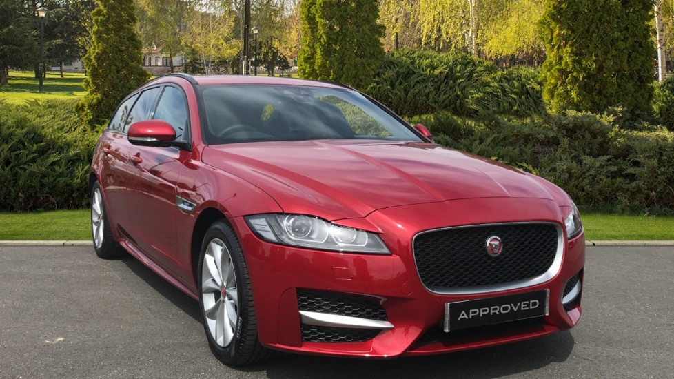 Jaguar XF 2.0d [180] R-Sport 5dr Diesel Automatic Estate (2020)