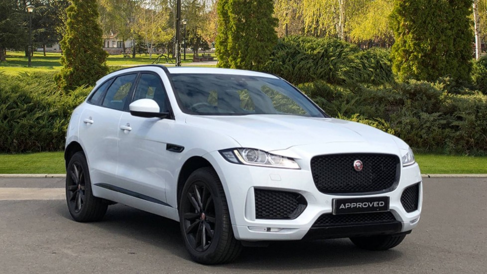 Jaguar F-PACE 2.0d [180] Chequered Flag 5dr AWD Diesel Automatic Estate (2020) image