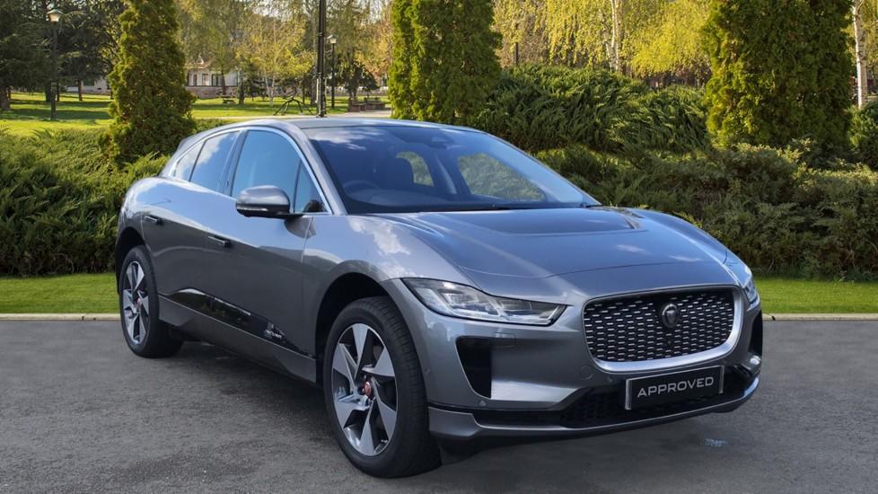 Jaguar I-PACE 294kW EV400 SE 90kWh [11kW Charger] Electric Automatic 5 door Estate (2021) image