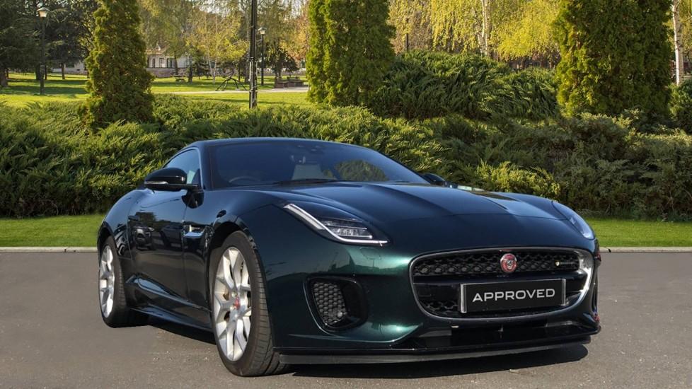 Jaguar F-TYPE 3.0 Supercharged V6 R-Dynamic 2dr Automatic Coupe (2019)