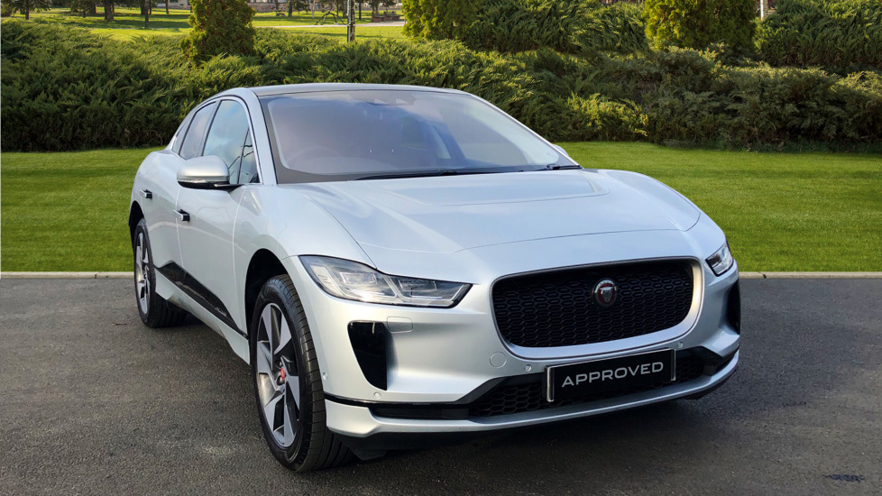Jaguar I-PACE 294kW EV400 SE 90kWh Electric Automatic 5 door 4x4 (2018) image