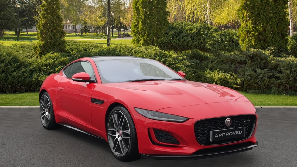 Jaguar F-TYPE 5.0 P450 Supercharged V8 R-Dynamic 2dr AWD Automatic Coupe (2020)