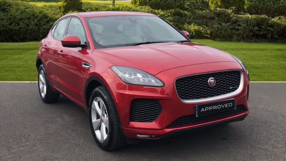 Jaguar E-PACE 2.0d [180] R-Dynamic S 5dr Diesel Automatic Estate (2018)