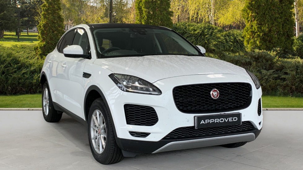 Jaguar E-PACE 2.0d with Panoramic roof and Rear view Camera 1999.0 Diesel Automatic 5 door Estate