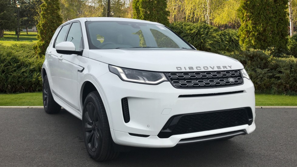 Land Rover Discovery Sport 2.0 D180 R-Dynamic SE 5dr Diesel Automatic 4x4 (2020)