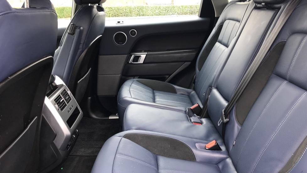 Land Rover Range Rover Sport 3.0 SDV6 HSE Dynamic 5dr image 4