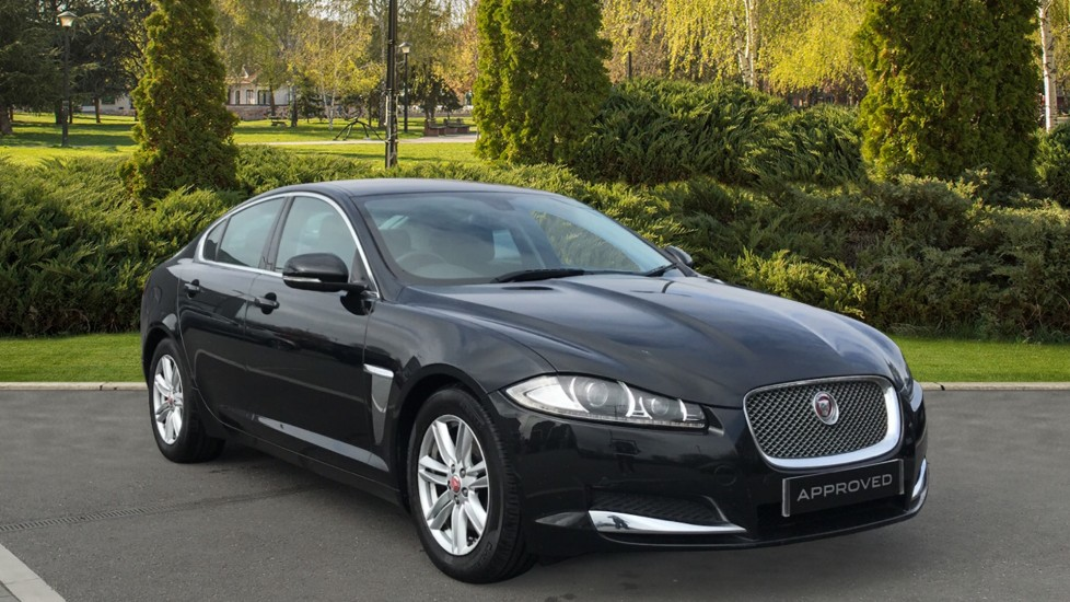 Jaguar XF 2.2d [163] Luxury Diesel Automatic 4 door Saloon
