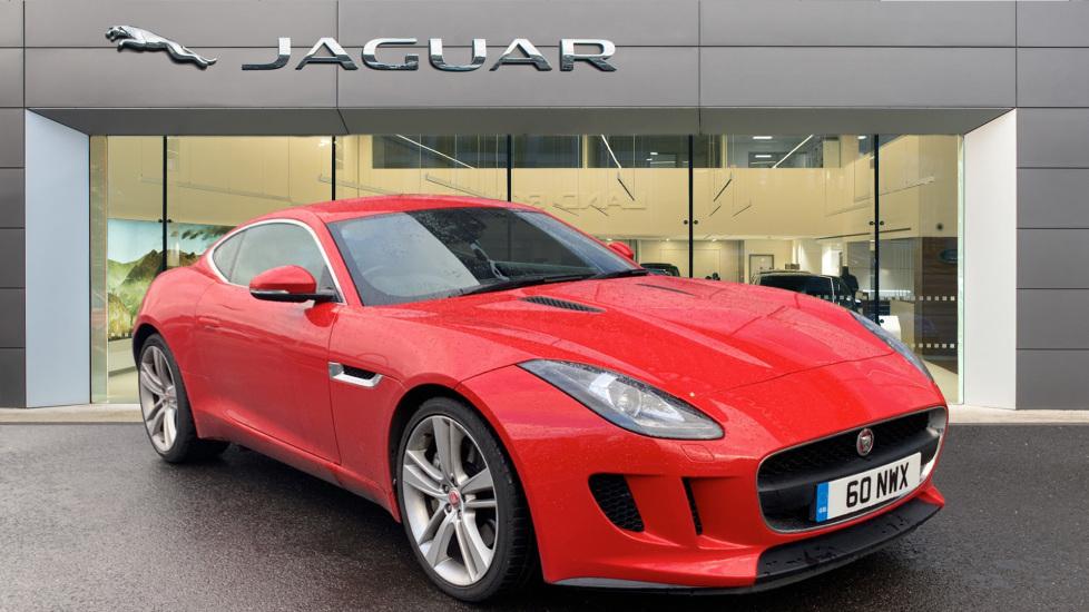 Jaguar F-TYPE 3.0 Supercharged V6 2dr Automatic Coupe (2015)