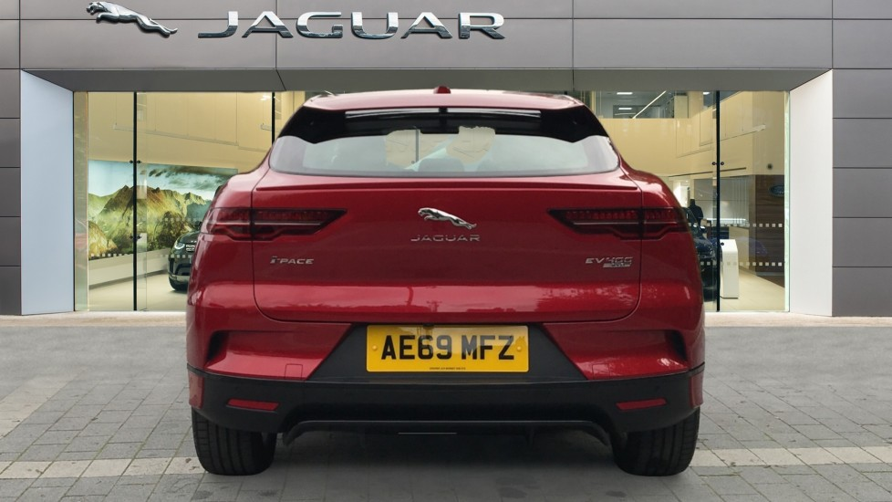 Jaguar I-PACE 294kW EV400 SE 90kWh image 6