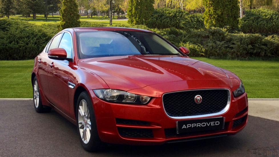 Jaguar XE 2.0 Prestige Automatic 4 door Saloon (2015) image