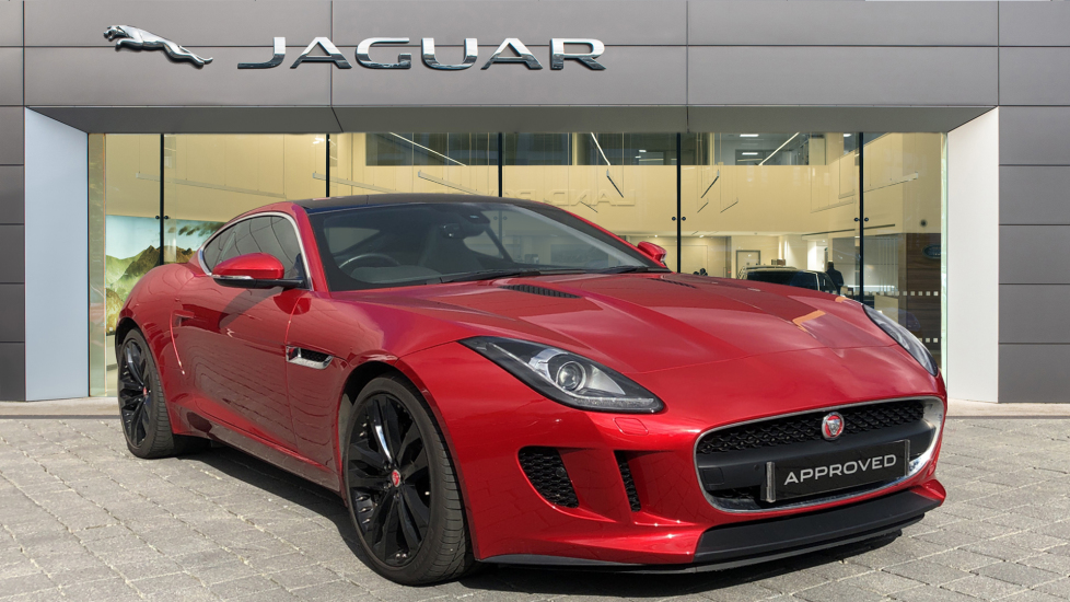 Jaguar F-TYPE 3.0 Supercharged V6 2dr Automatic 3 door Coupe (2014)