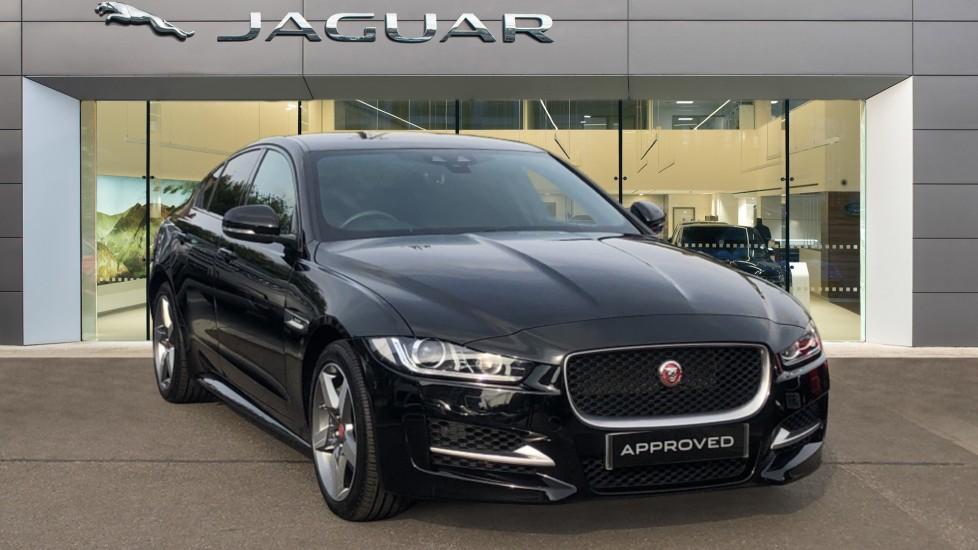 Emblema de volante para Jaguar XF XE s-type x-pace R Sport