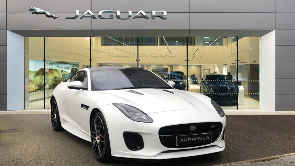 Jaguar F-TYPE 3.0 Supercharged V6 2dr Auto Automatic 3 door Convertible (2018)