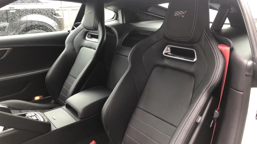Jaguar F-TYPE 3.0 Supercharged V6 2dr Auto image 4