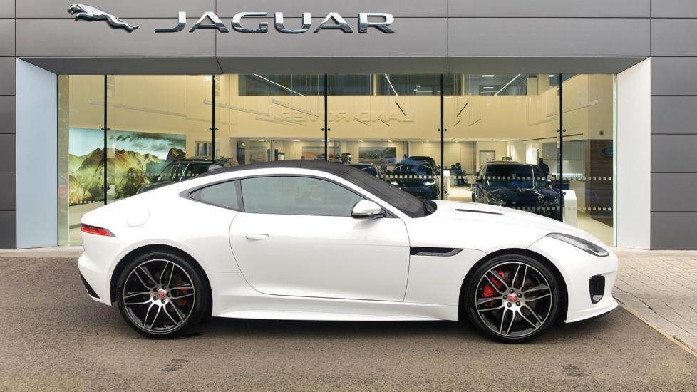 Jaguar F-TYPE 3.0 Supercharged V6 2dr Auto image 5