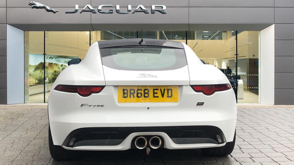 Jaguar F-TYPE 3.0 Supercharged V6 2dr Auto image 6