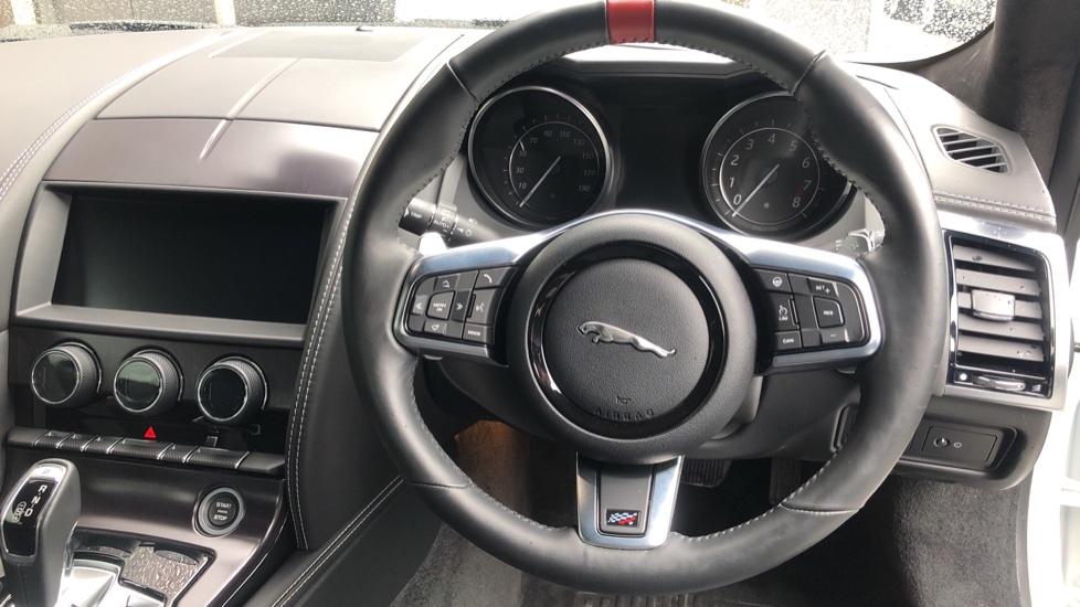 Jaguar F-TYPE 3.0 Supercharged V6 2dr Auto image 13
