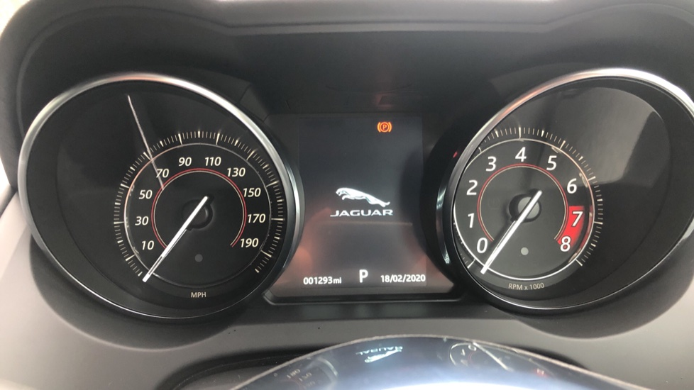 Jaguar F-TYPE 3.0 Supercharged V6 2dr Auto image 15