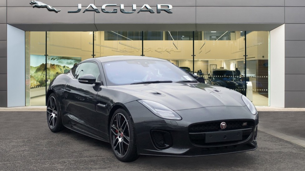 Jaguar F-TYPE 3.0 380 S/C V6 Chequered Flag AWD SPECIAL EDITIONS Automatic 2 door Coupe
